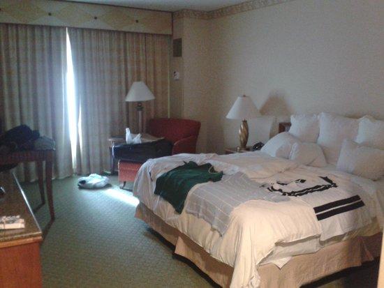 Renaissance Dallas Richardson Hotel : Habitación