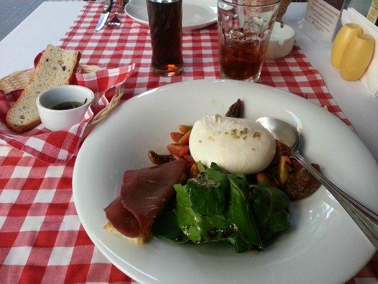 Appetito Trattoria: My amazing starter