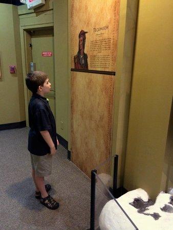 Schiele Museum: Plenty To Read and Study