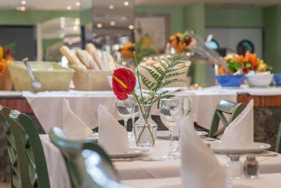 HL Hotel Rondo: Restaurant