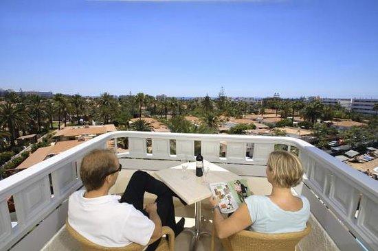 HL Hotel Rondo : balcon