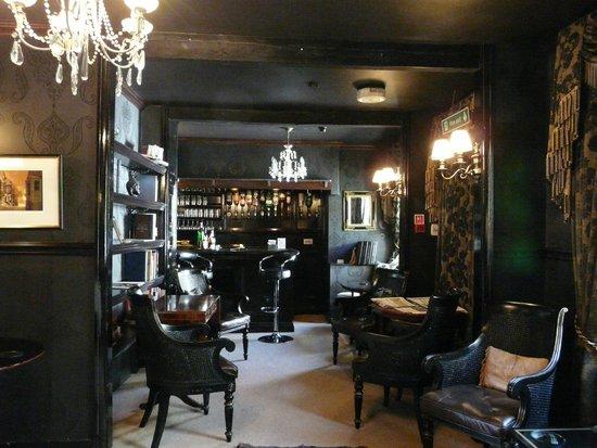Jeake's House: Bar