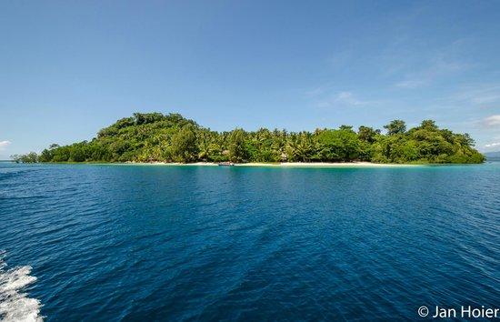 Blue Bay Divers: Bangka Sahaung Island