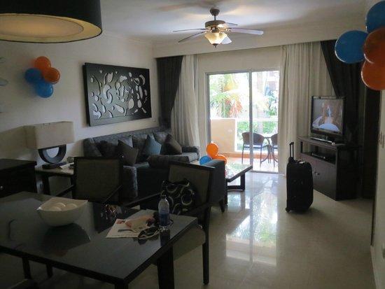Dreams Palm Beach Punta Cana: Room