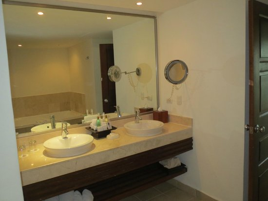 Dreams Palm Beach Punta Cana: Bathroom