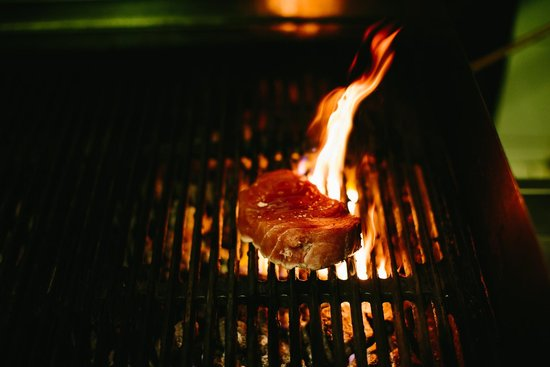 Quite Simply French: On the grill