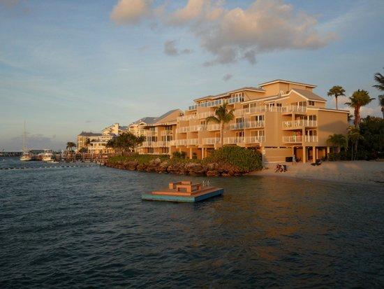 Pier House Resort & Spa: Teil des Hotels