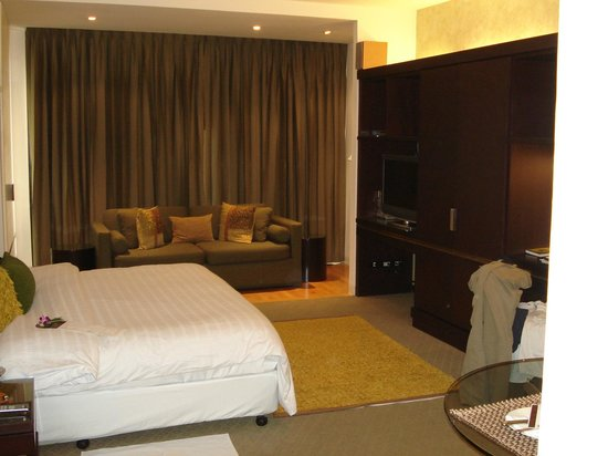 Emporium Suites by Chatrium : view of room