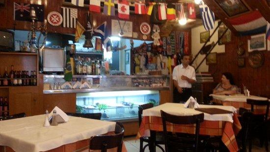Taverne Pytagoras Chez Tonton