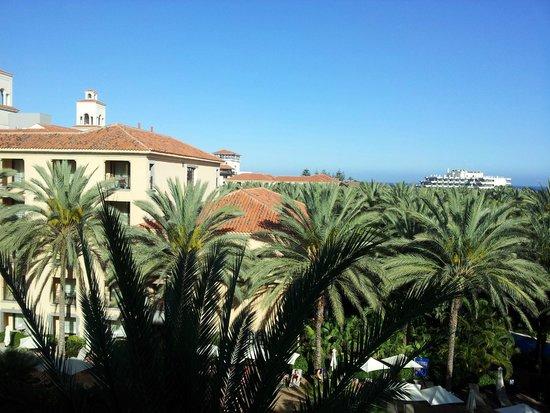 Lopesan Costa Meloneras Resort, Spa & Casino: View from room 5394