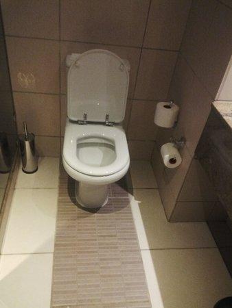 Premier Hotel EL ICC: toilet