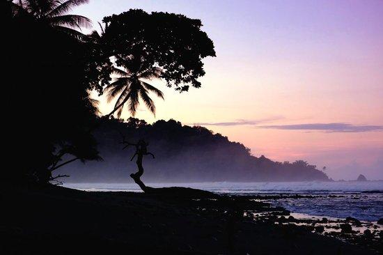 Corcovado National Park : sun rise