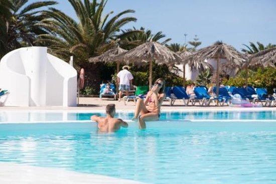 Rio Playa Blanca Hotel: pool