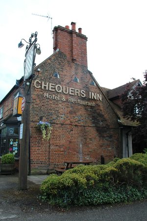 Chequers Inn Hotel and Restaurant: отель