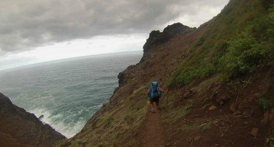 Kalalau Trail: The Crawl