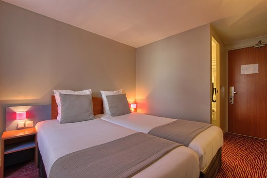 Timhotel Nation : Chambre twin