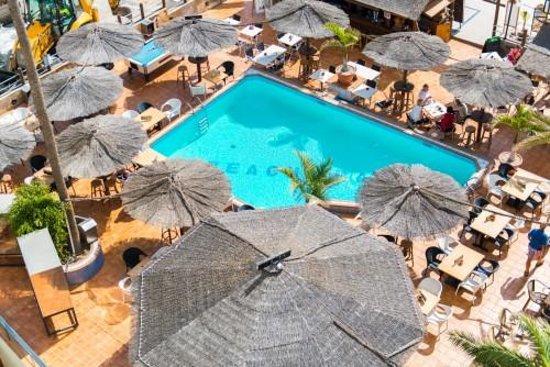 HL Sahara Playa: Exterior