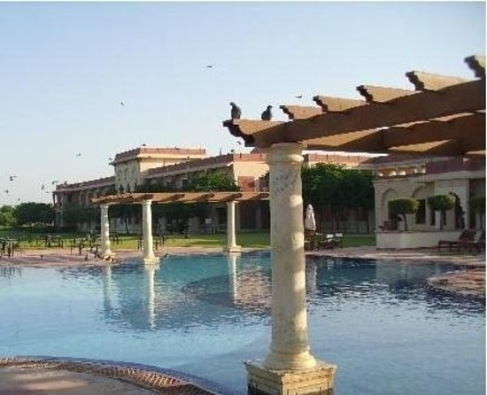 The Ummed Jodhpur: Nice Pool :-)