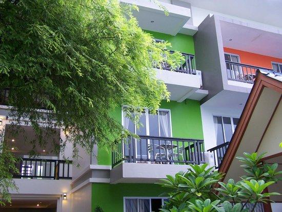 Andaman Resort : vista principal