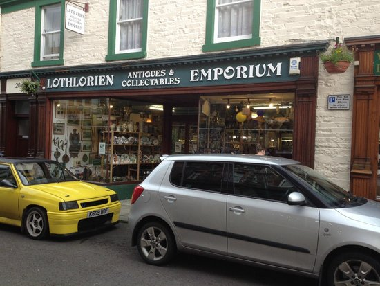 Lothlorien Emporium and Toy Museum