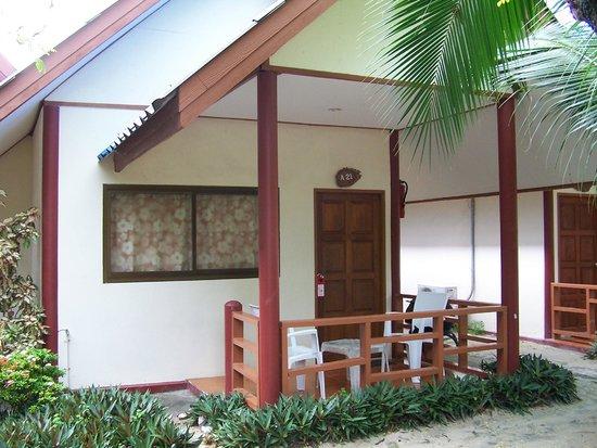 Andaman Resort: los bungalows
