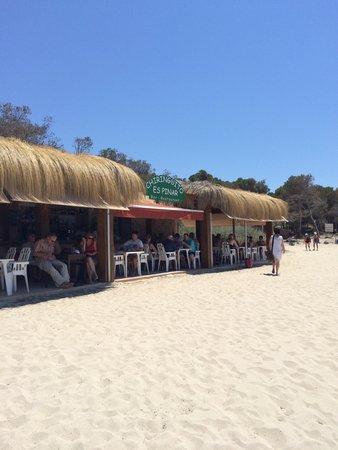 Playa de Es Trenc: Der schlechteste Hamburger den ich je hatte😣