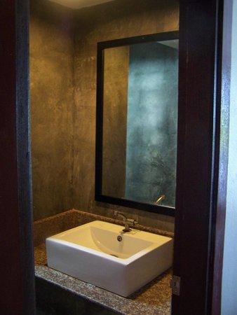 Andaman Resort: baño