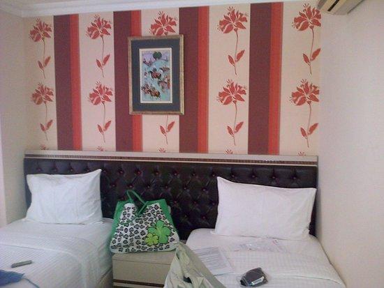 Hotel Evsen : standard twin beds room 402