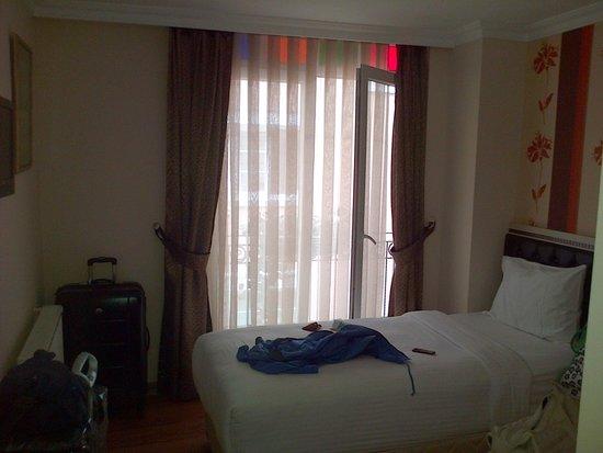 Hotel Evsen : room 402