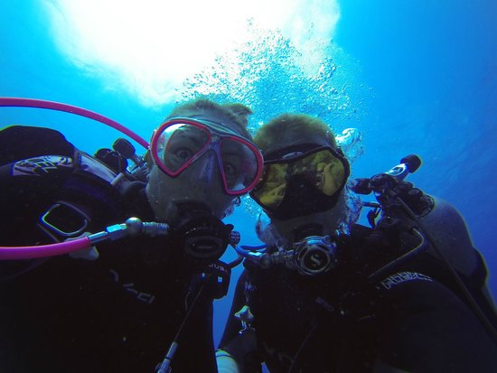 Always Diving & Water Sports: We love diving - Cancun and Cozumel are amazing!