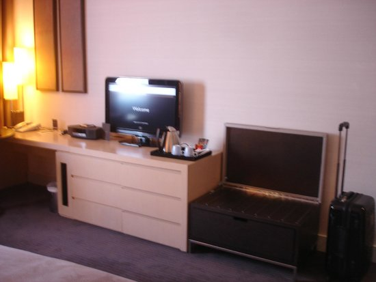 Sofitel Paris La Defense: coin tv