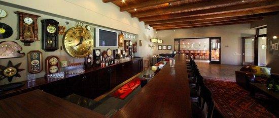 Enjoy a selection of tasting options at the Klipdrift Distillery