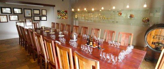 The Klipdrift Distillery Tasting Room