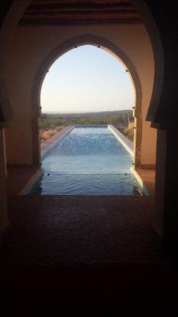 Villa Gonatouki: Indoor/outdoor pool