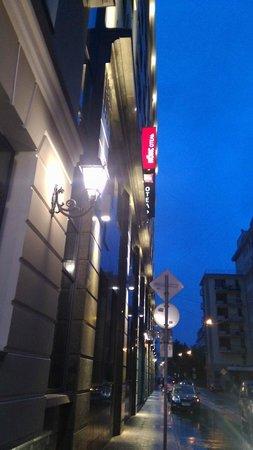 Ibis Moscow Centre Bakhrushina: вид на отель