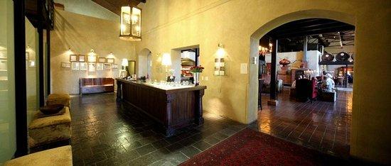 Van Ryn's Distillery : Enjoy a Van Ryn's tasting, cocktail or brandy coffee
