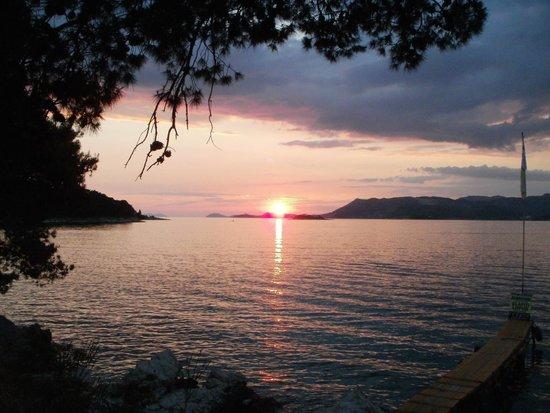 Hotel Cavtat : Sea view at Cavtat