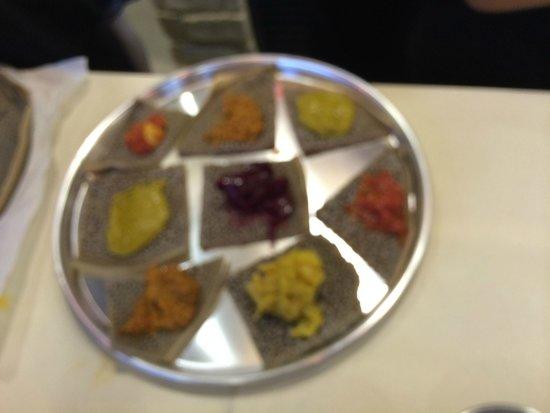 Gojo: Amazing spices and tastes.