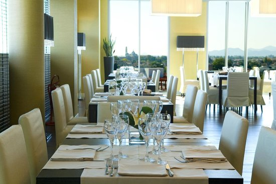NH Padova : Restaurant
