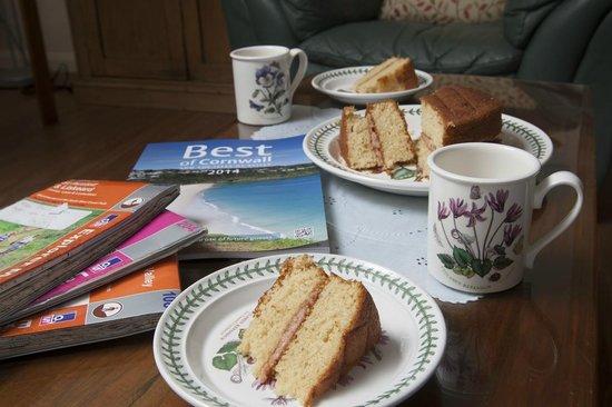 Lesquite: Afternoon tea