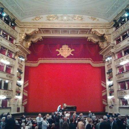 La Scala Opera: La Scala di Milano - one of the world's best acustics ever heard ...