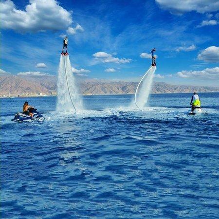 FlyBoard Eilat