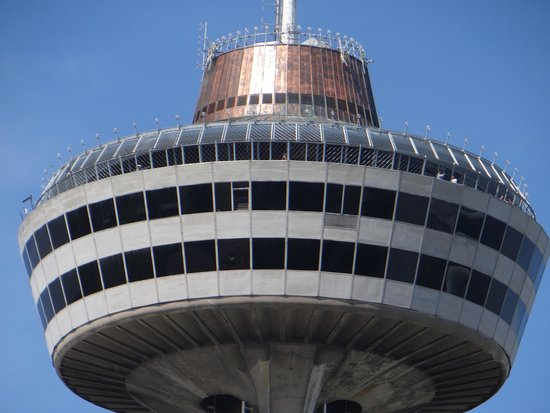 Skylon Tower Revolving Dining Room: Skylon Towe