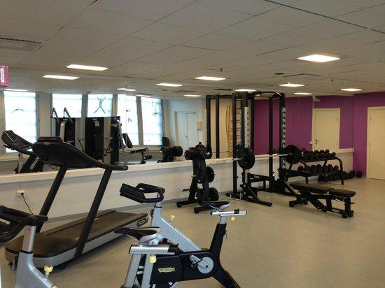 Radisson Blu Caledonien Hotel, Kristiansand: In-house fitness room