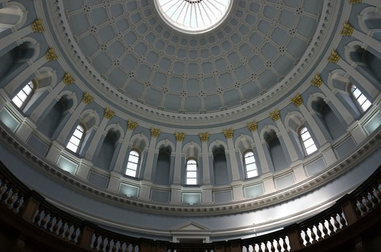 National Museum of Ireland - Archaeology : Ceiling
