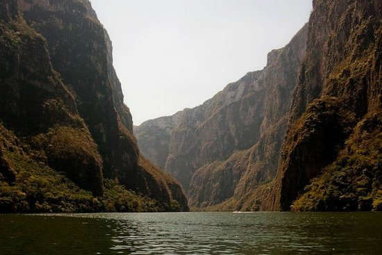 Cañón del Sumidero : Sumidero Canyon