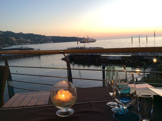 Ristorante La Marinella: The View