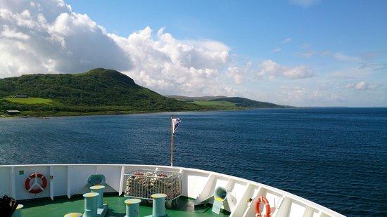 The Islay Hotel : trip across