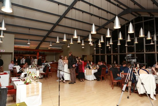 De Zalze Lodge: Venue