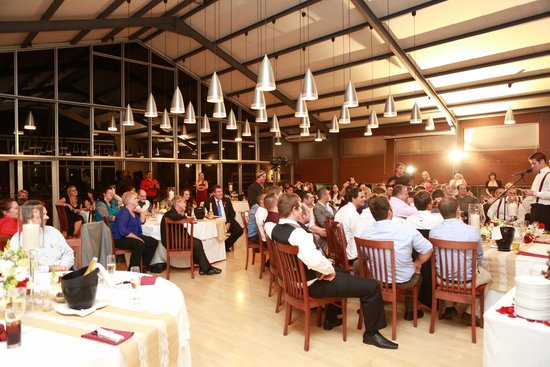 De Zalze Lodge: Venue / Conference